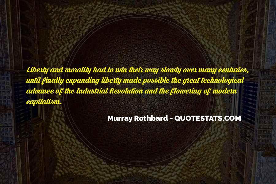 Rothbard Quotes #461439