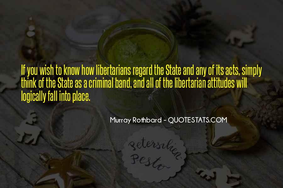 Rothbard Quotes #478275