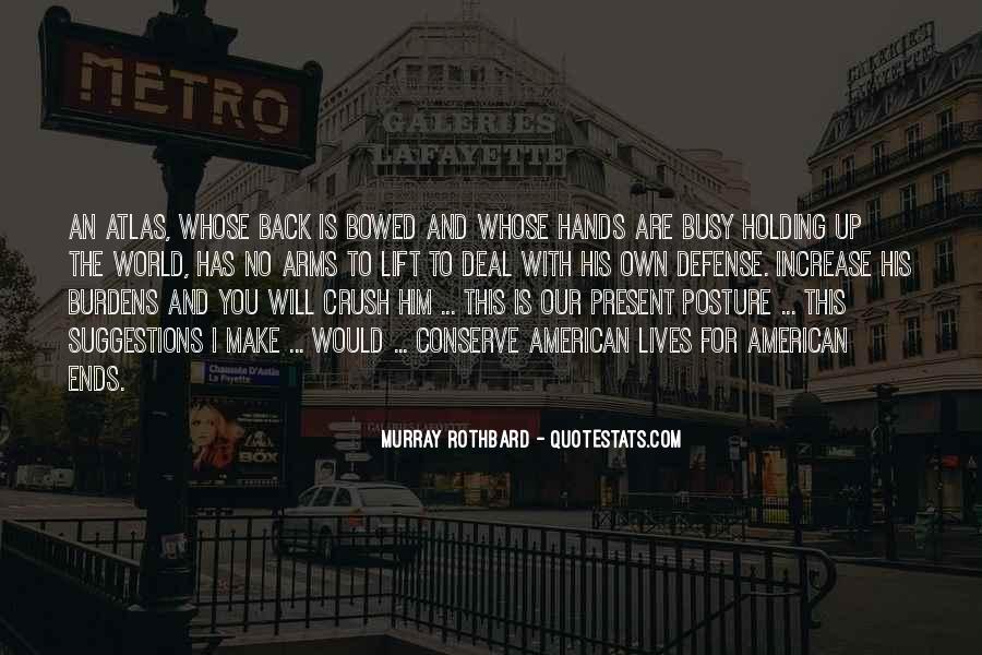 Rothbard Quotes #492506