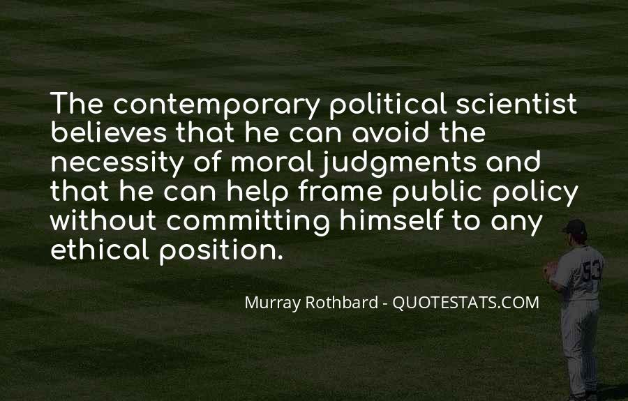 Rothbard Quotes #539270