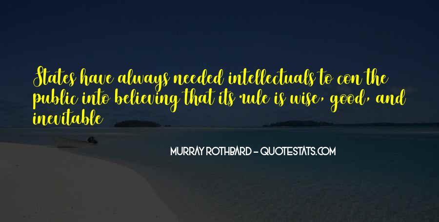 Rothbard Quotes #549261