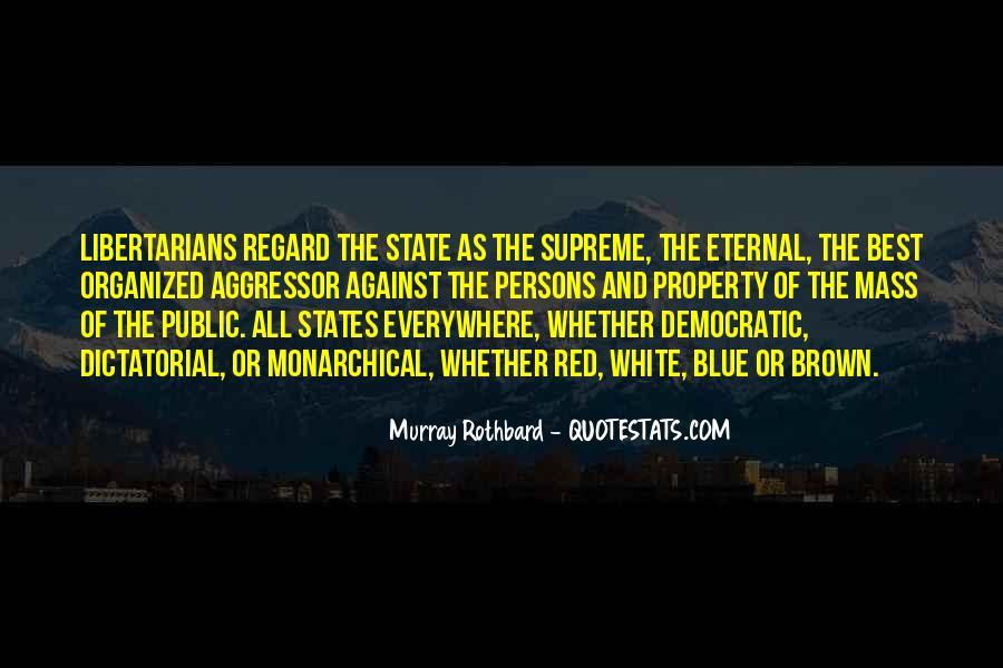 Rothbard Quotes #573039