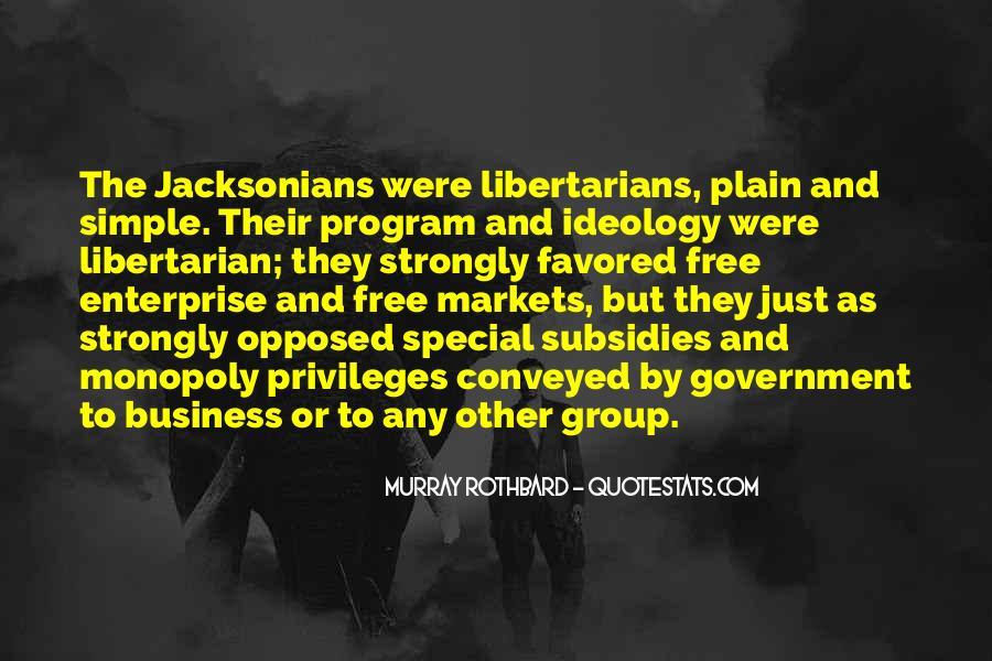 Rothbard Quotes #638545