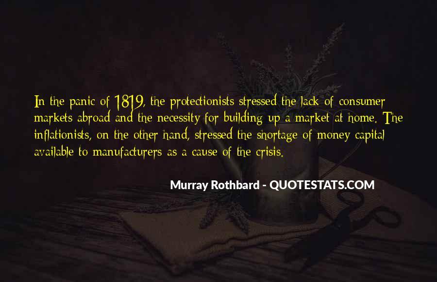 Rothbard Quotes #709813