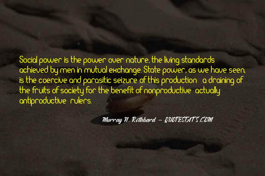 Rothbard Quotes #7313