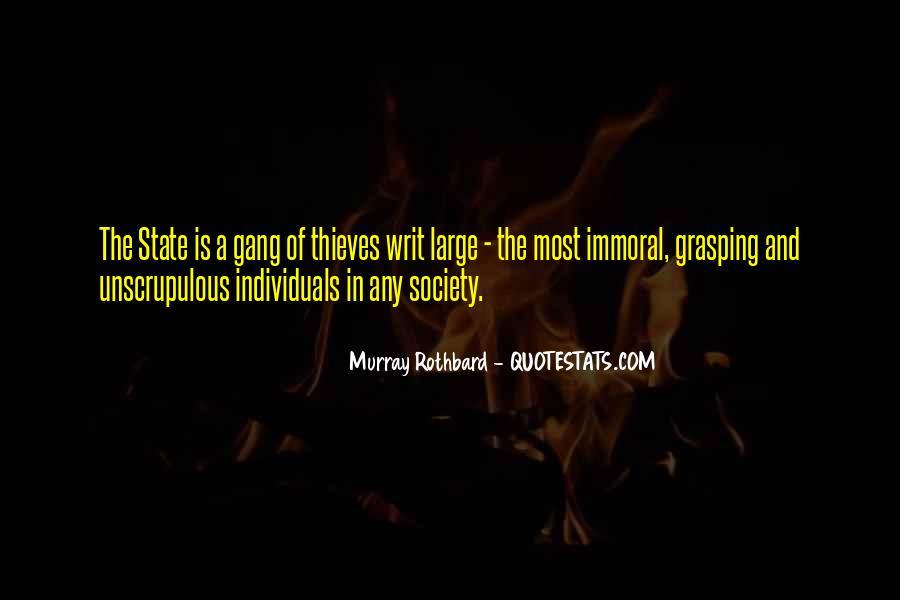 Rothbard Quotes #767549