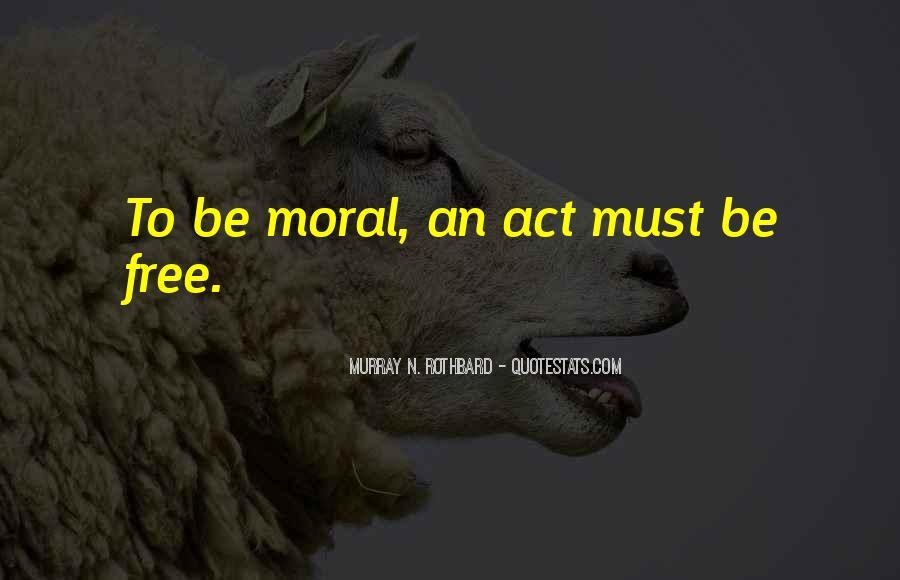 Rothbard Quotes #781147