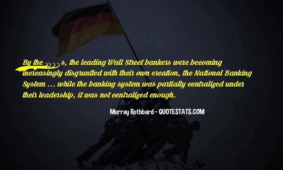 Rothbard Quotes #807631