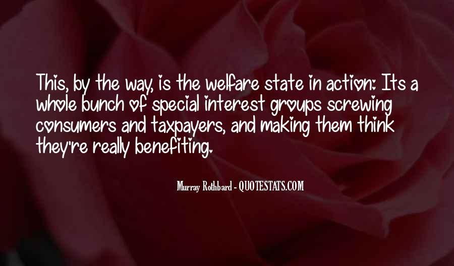 Rothbard Quotes #817766
