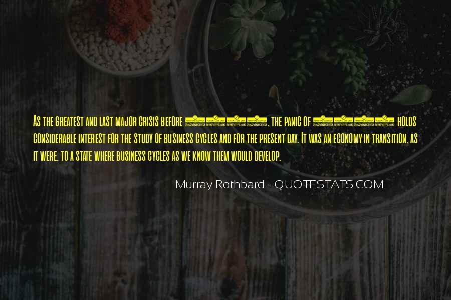Rothbard Quotes #926577