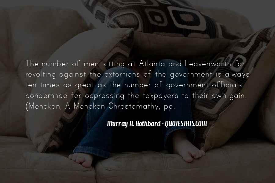 Rothbard Quotes #946968