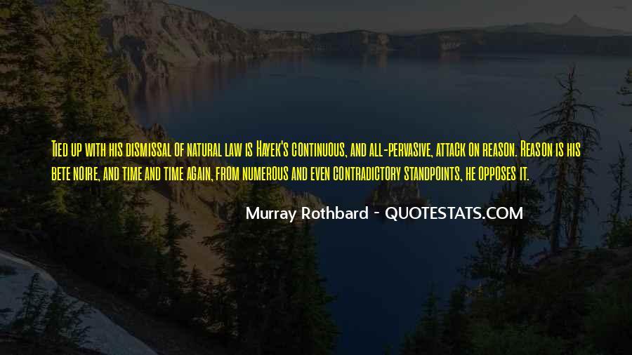 Rothbard Quotes #976077