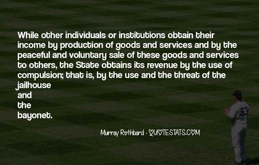 Rothbard Quotes #985804