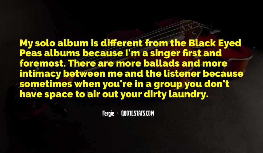 Quotes About Black Eyed Peas #1174871