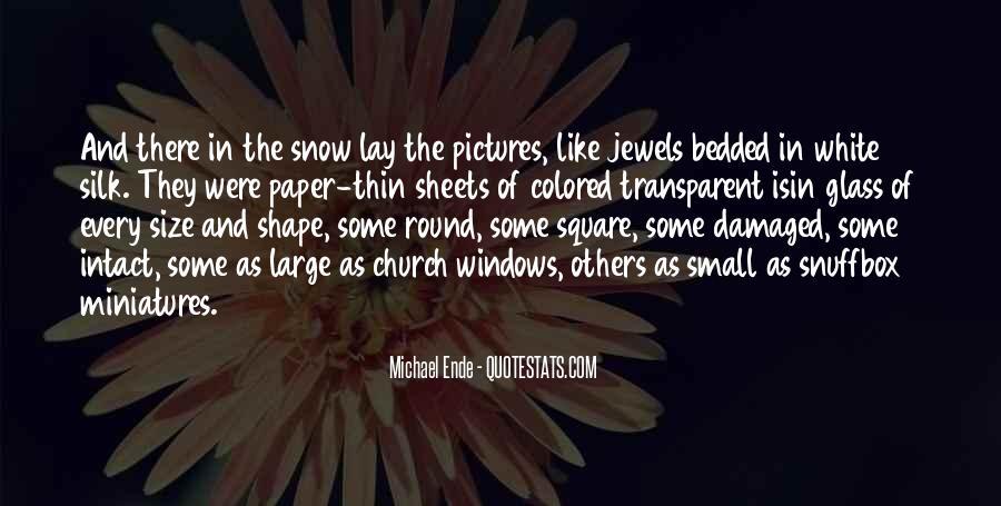 Round Shape Quotes #171912