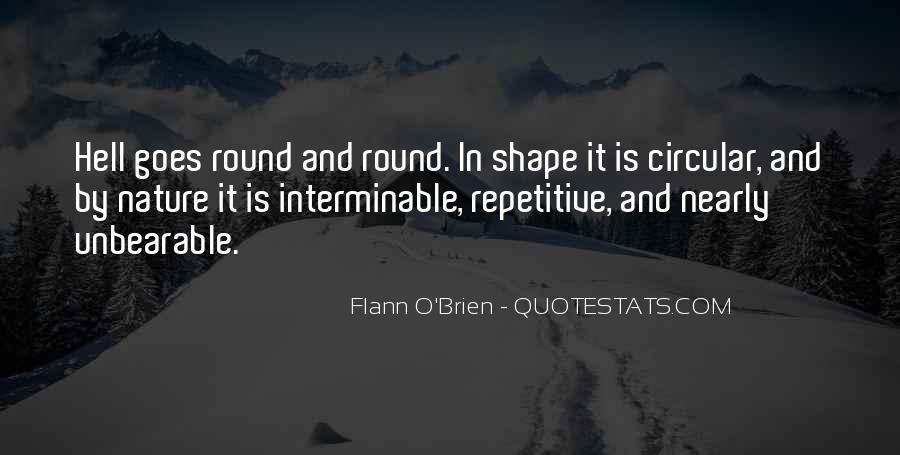Round Shape Quotes #902376