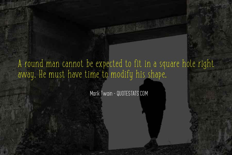 Round Shape Quotes #908577