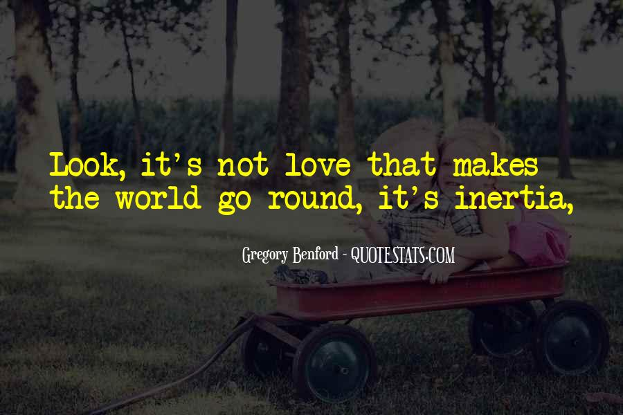 Round The World Quotes #220808
