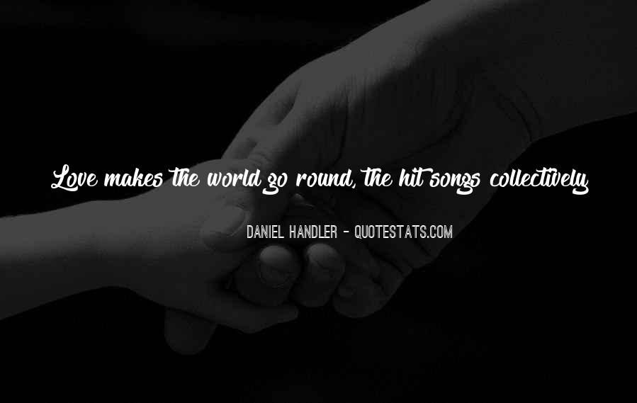 Round The World Quotes #249359