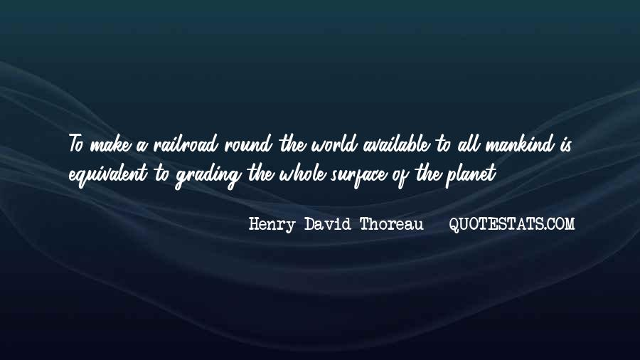 Round The World Quotes #282781