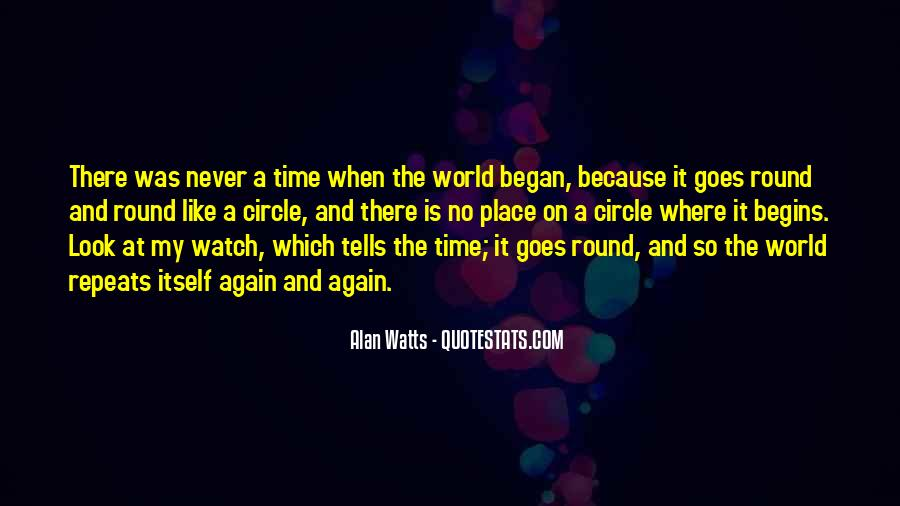 Round The World Quotes #301928