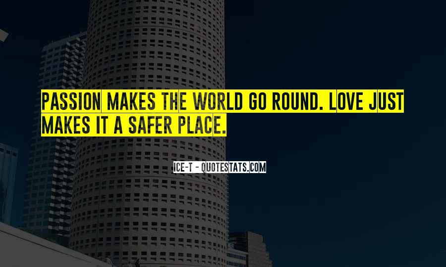 Round The World Quotes #403162