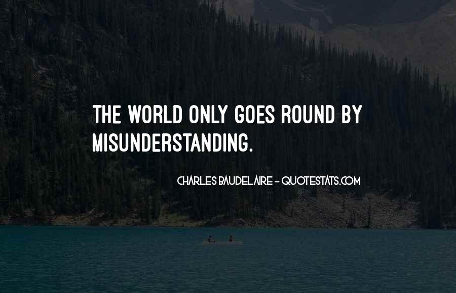 Round The World Quotes #414283