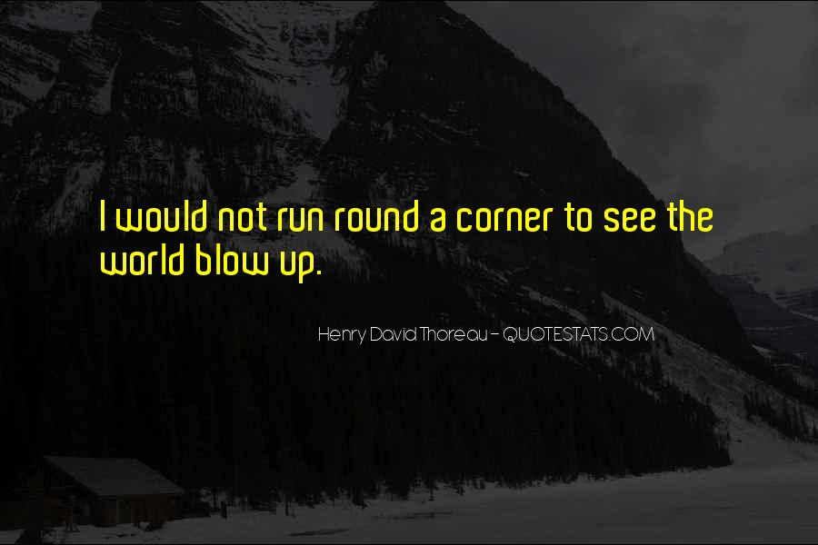 Round The World Quotes #426624
