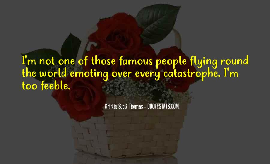 Round The World Quotes #465738