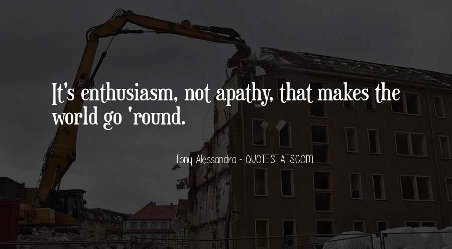 Round The World Quotes #505423