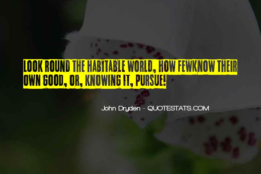 Round The World Quotes #521876