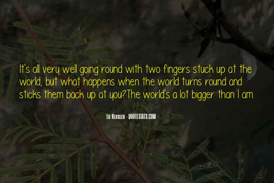 Round The World Quotes #546034