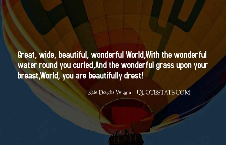 Round The World Quotes #554255