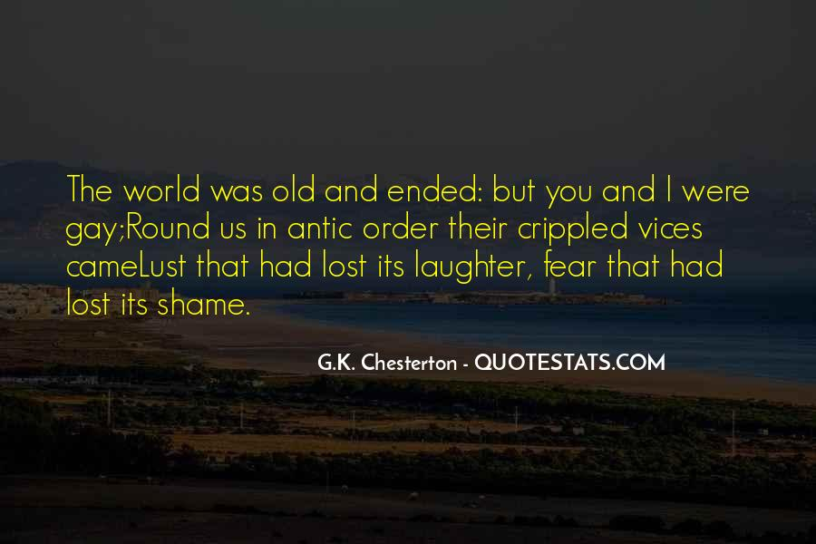 Round The World Quotes #565668