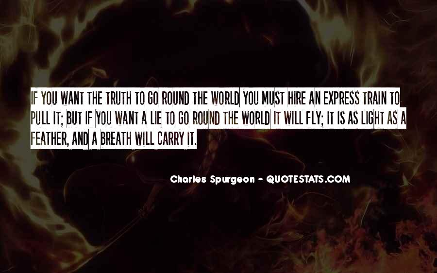 Round The World Quotes #565901