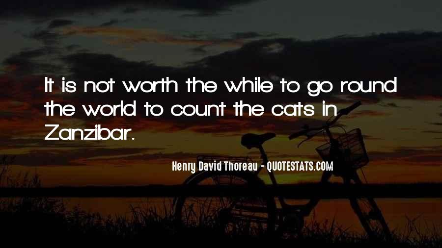 Round The World Quotes #586391