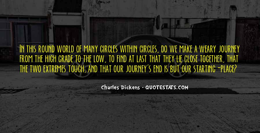 Round The World Quotes #617610