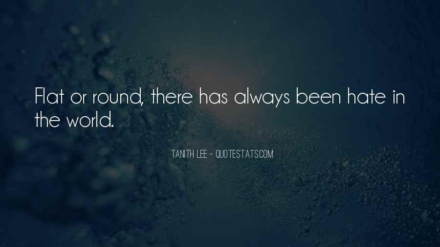 Round The World Quotes #632569