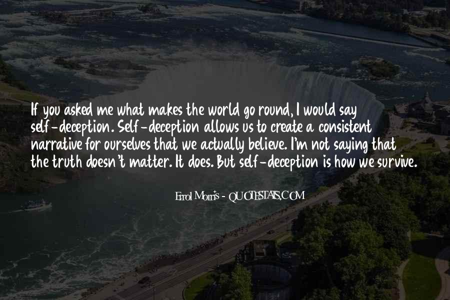 Round The World Quotes #650413