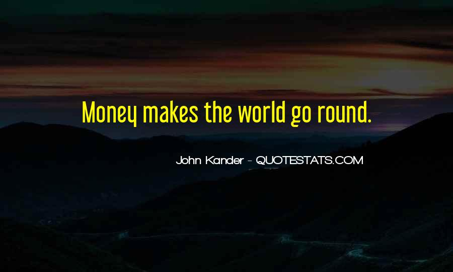 Round The World Quotes #91932
