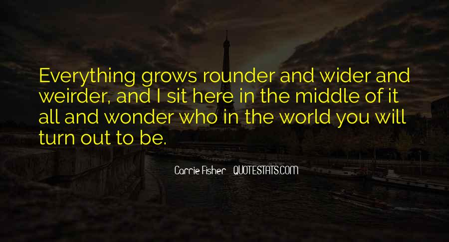 Rounder Quotes #1295859