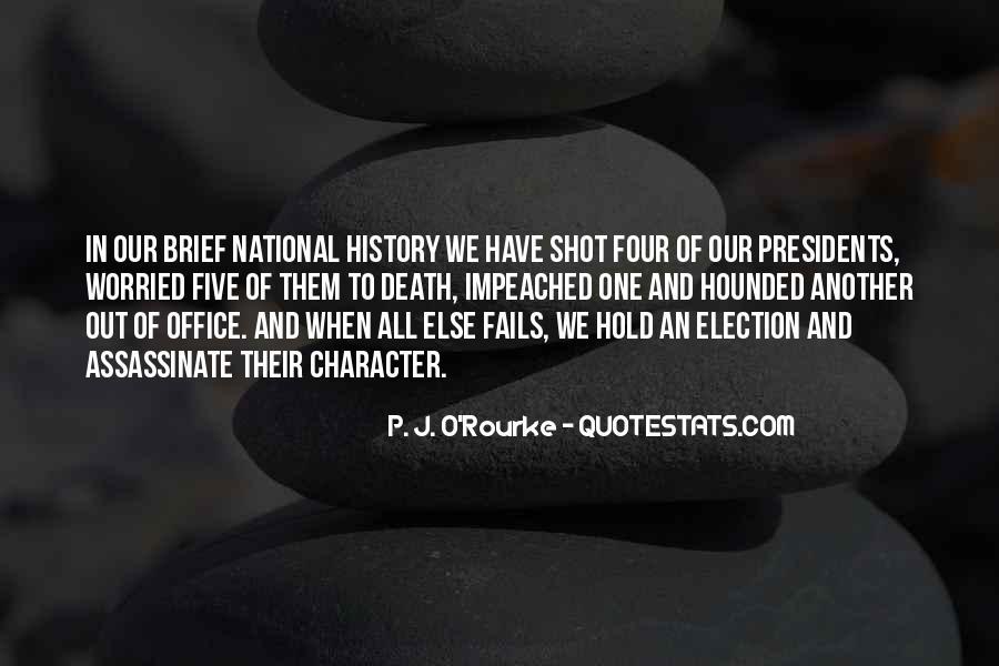 Rourke Quotes #105598