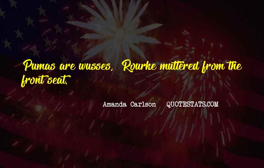 Rourke Quotes #111977