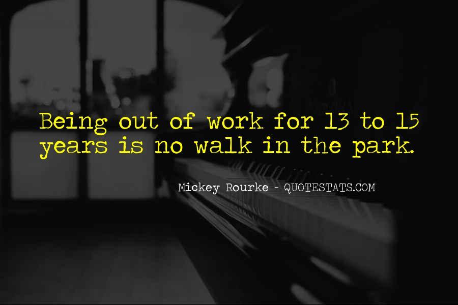 Rourke Quotes #28035