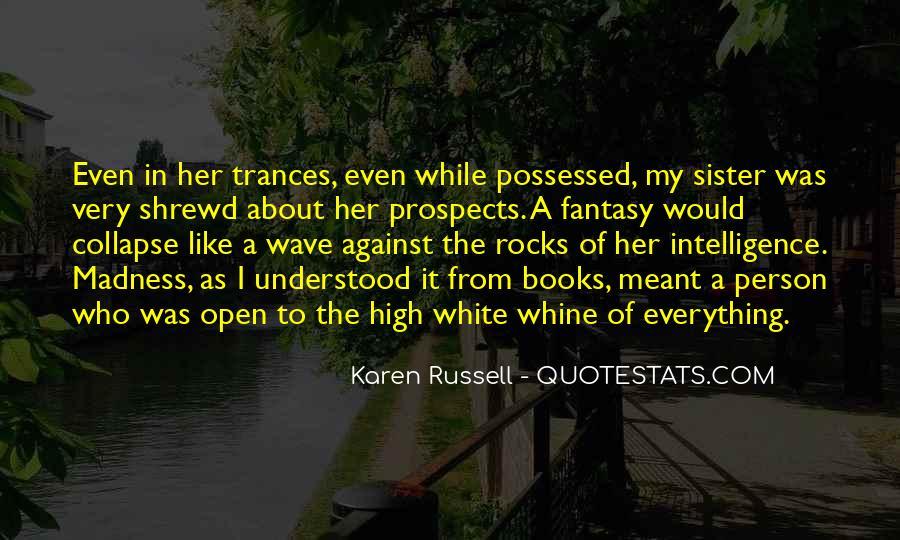 Rove Mcmanus Quotes #838098
