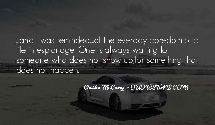 Rove Mcmanus Quotes #866483