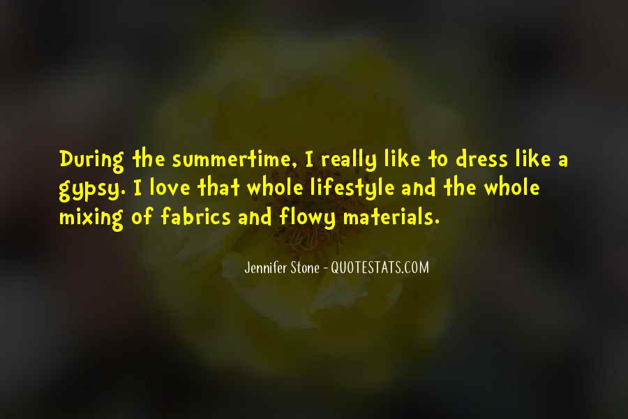 Quotes About Summertime Love #1059287
