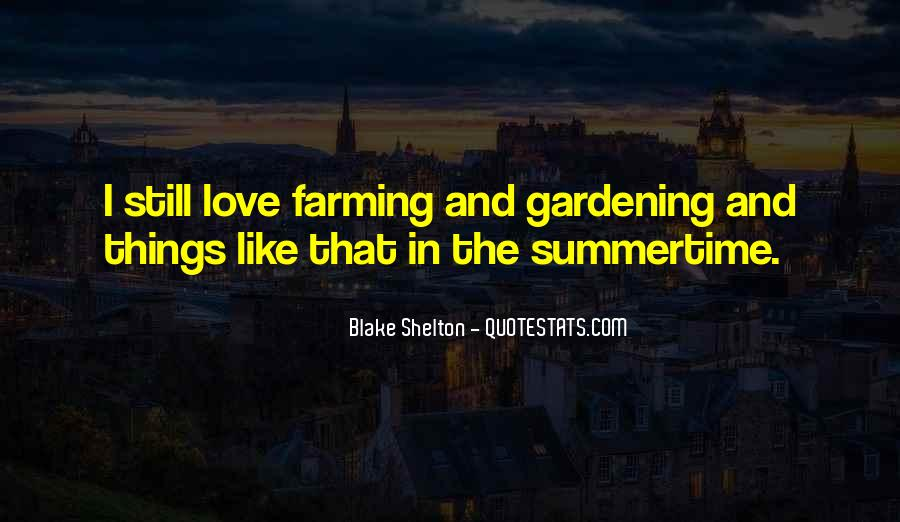Quotes About Summertime Love #1301923