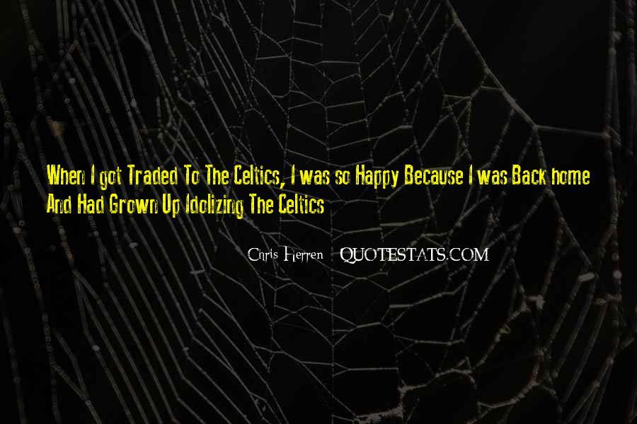 Quotes About Chris Herren #543129