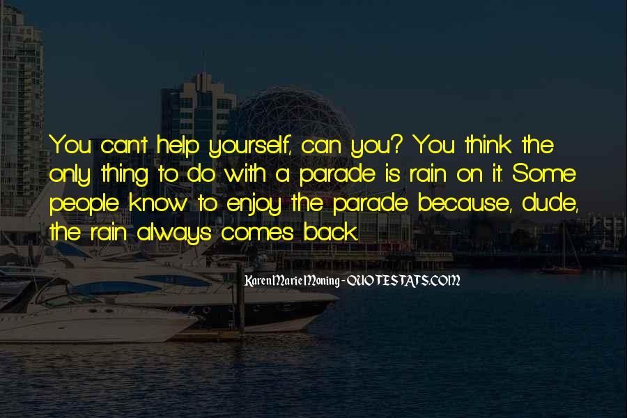 Rudy Fernandez Quotes #1501336
